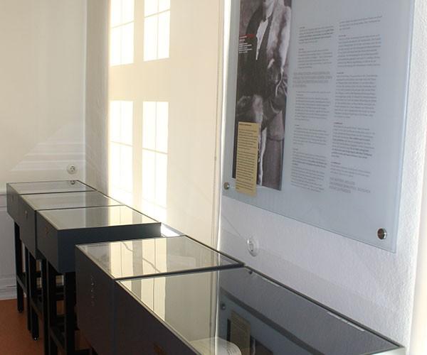 Museum Raumansicht