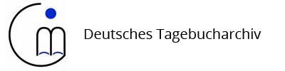 Logo des Deutschen Tagebucharchivs