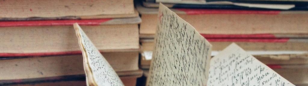 Bild eines Tagebuchs