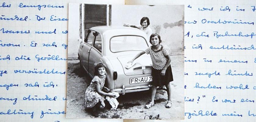 Bild einer Tagebuchseite