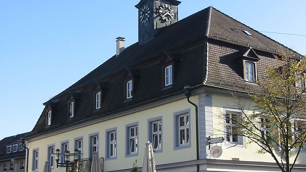 Emmendingen altes Rathaus