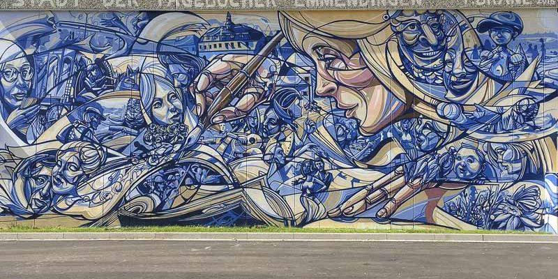 Streetart Tom Brane