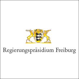 Logo des Regierungspräsidiums Freiburg