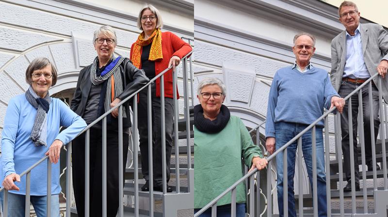 Bild der Vorstandsmitglieder